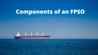 components of an fpso