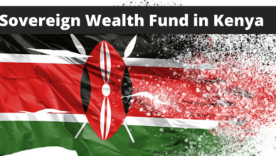 does kenya has a sovereign wealth fund
