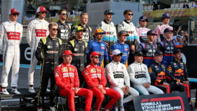 how many teams are in formula one