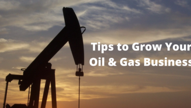 how to grow an oil and gas company