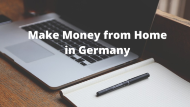 how to make money from home in germany