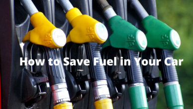 how to save fuel in your car