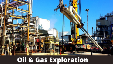 how to start an oil and gas exploration company