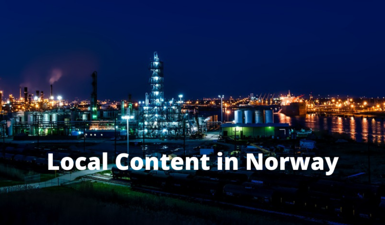 local content in norway