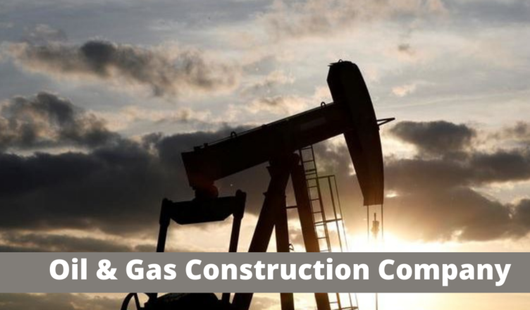 marketing strategies for oil and gas construction company