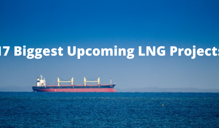 upcoming lng projects