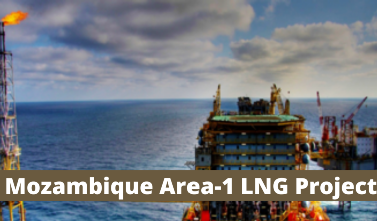 what is mozambique area 1 lng project