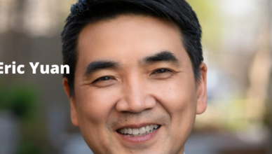 what is the hometown of eric yuan