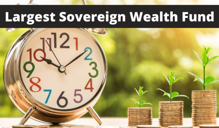 which is the largest sovereign wealth fund