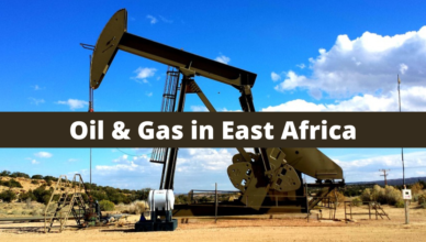 oil and gas industry in east africa