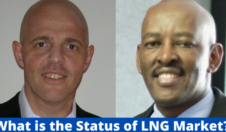 what is the status of natural gas or lng market today