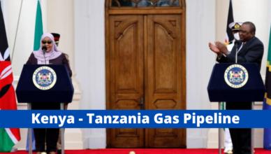kenya and tanzania gas pipeline