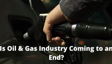 is oil and gas industry coming to an end