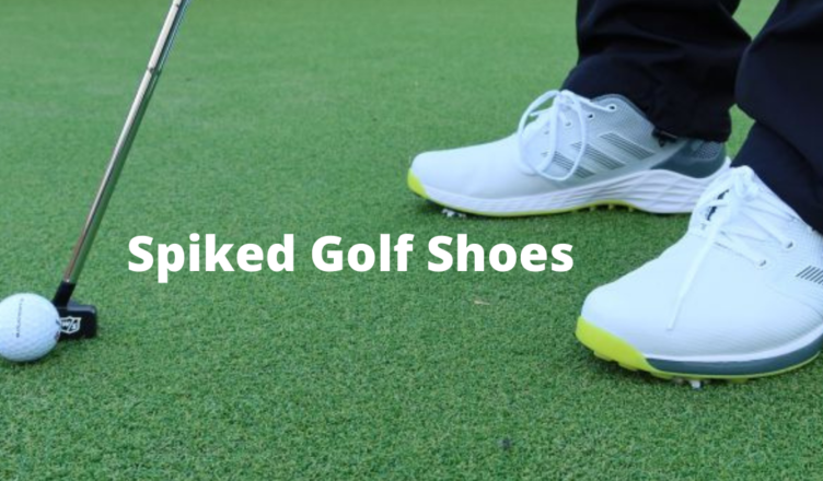 are spiked golf shoes necessary