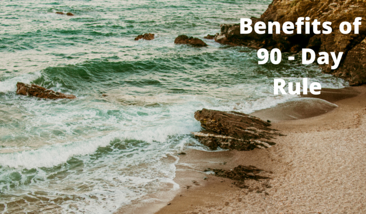 benefits of the 90 day dating rule
