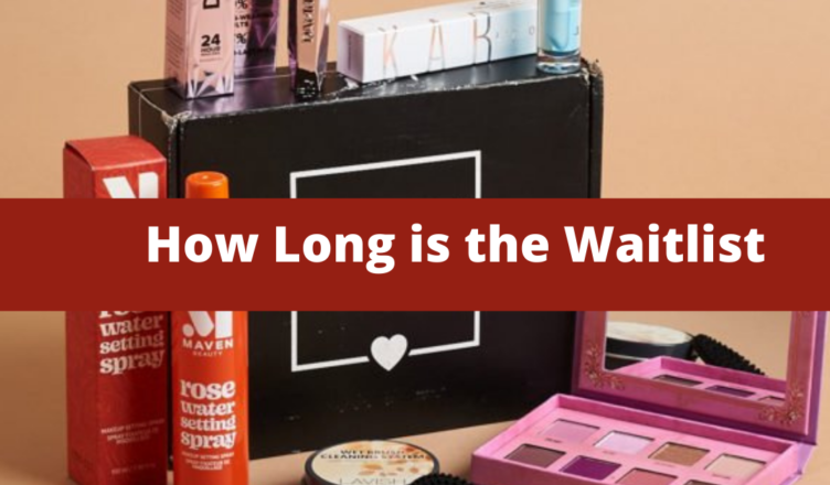 how long is the boxycharm luxe waitlist