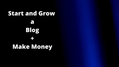 how to grow your blog and earn money