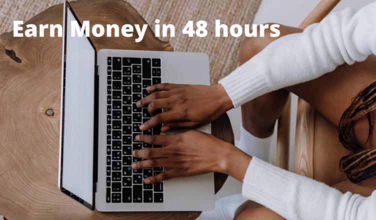 how to make money with wordpress in 48 hours