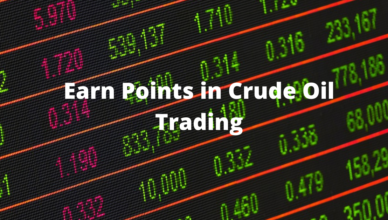 is it possible to earn 5 to 10 points in crude oil