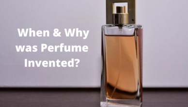 why and when was perfume invented