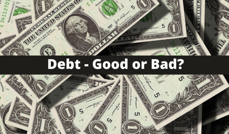 Is there debt that is not inherently bad