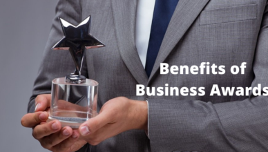 what are the benefits of winning business awards