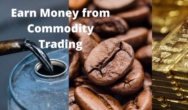 how much I can earn from commodity market trading