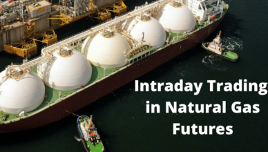 what are some tips to do intraday trading in natural gas futures