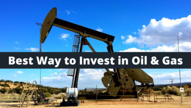 what is the best way to invest in oil and gas