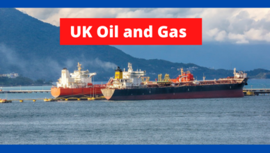 uk oil and gas