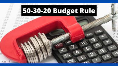 what is the 50 30 20 budget rule