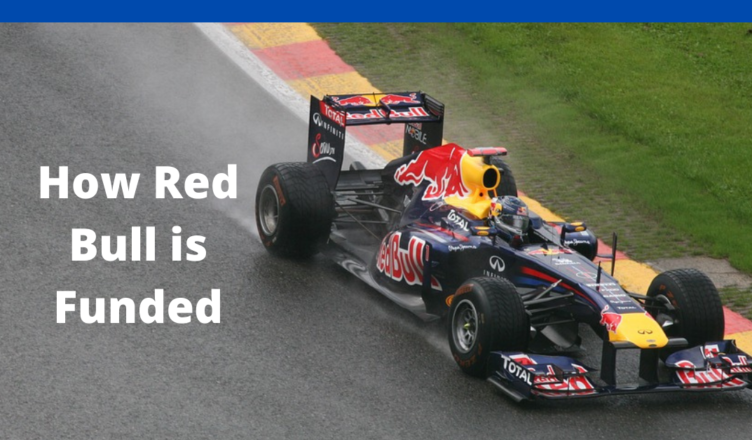 how red bull racing is funded