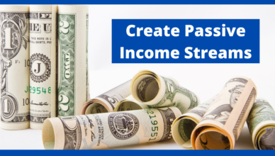 how to develop passive income streams