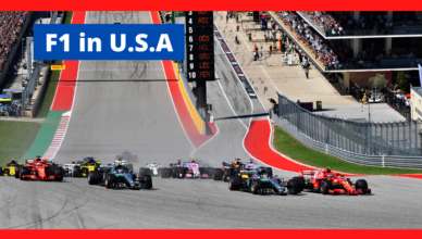 how big is Formula 1 racing in the usa