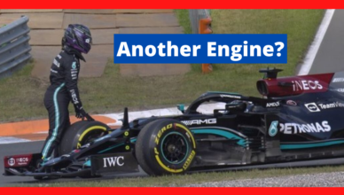 will lewis hamilton need another engine